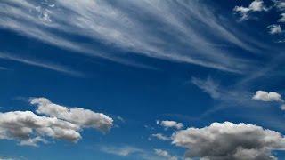 Timelapse de nuages 4K