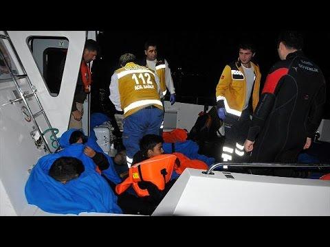 Ναυάγιο στο Αιγαίο με νεκρούς πρόσφυγες