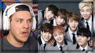 Video Non K-Pop Fan Watches BTS For The First Time *AMAZING* MP3, 3GP, MP4, WEBM, AVI, FLV Maret 2019