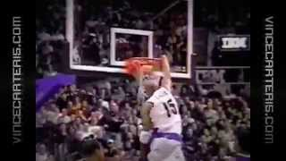 Vince Carter Top100 Dunks of All-Time