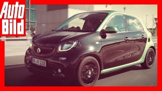 Smart Electric Drive - Neuer Smart mit E-Antrieb (2016) by Auto Bild