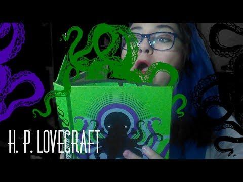 Resenha de H. P. Lovecraft: Medo Clássico (Editora Darkside) | ODT