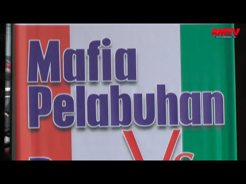 Mafia Pelabuhan VS Poros Maritim