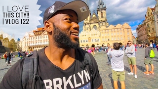 So I started out today in Vienna, Austria, and after a long night with very little sleep I have arrived here in Prague. But since...