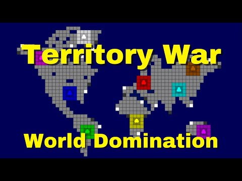 Territory Wars Marble Race - World Domination