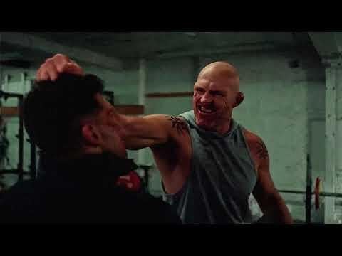 Russian Gym Fight Punisher Season 2 Scene 2x05