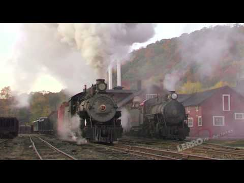 Lerro Productions Railroad Highlights (видео)