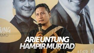 Video Kisah Arie Untung Menjemput Hidayah Hingga Mengajak Istri Berhijrah MP3, 3GP, MP4, WEBM, AVI, FLV Februari 2019