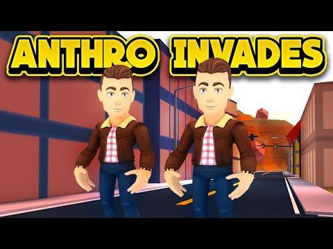 ANTHRO INVADES JAILBREAK! (ROBLOX Jailbreak)