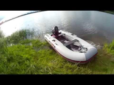 лодка пвх тохатсу 360 видео