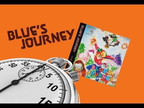 blue's journey neo geo online