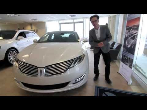 Lincoln MKZ 2013 démonstration 440 Ford Lincoln Review
