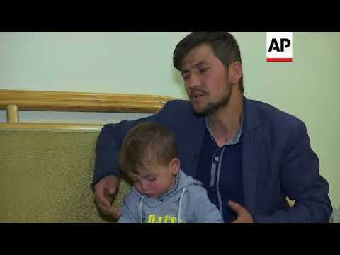 Afghan toddler named Donald Trump proves divisive