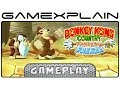 Donkey Kong Country: Tropical Freeze - 3-3 Frantic Fields w/ Commentary (Wii U Gameplay)