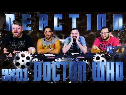 """Doctor Who 9x1 REACTION!! """"The Magician's Apprentice"""""""