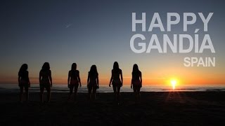 Gandia Spain  City pictures : HAPPY GANDIA - Pharrel Williams - We are from GANDIA / VALENCIA (Spain)