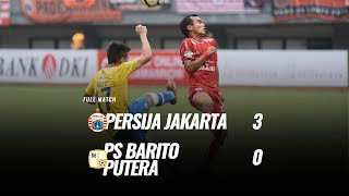 Download Video [Pekan 28] Cuplikan Pertandingan Persija Jakarta vs PS Barito Putera, 30 Oktober 2018 MP3 3GP MP4
