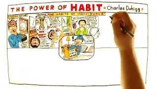 Animated Book Review: The Power of Habit by Charles Duhigg
