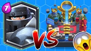 Video Clash Royale | Mega Knight Trolling Arena 11 WITH ALL NEW CARDS HD!!!! MP3, 3GP, MP4, WEBM, AVI, FLV Agustus 2017