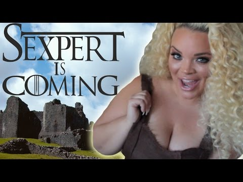 CAN YOU OUTSMART THE SEXPERT? Trisha Paytas Ep. 14