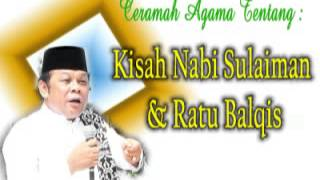 Video Penceramah Kondang Dai Sejuta Umat : KH Zainuddin MZ - Kisah Nabi Sulaiman dan Ratu Balqis MP3, 3GP, MP4, WEBM, AVI, FLV November 2018