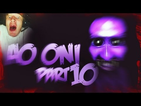 Video [Horror, Funny] Ao Oni - RUN YOU STUPID SON OF A P*NIS - Part 10 download in MP3, 3GP, MP4, WEBM, AVI, FLV January 2017
