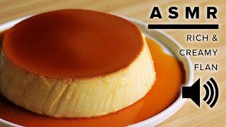 ASMR Baking: Rich & Creamy Flan •Tasty by Tasty