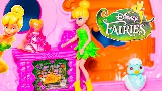 TINKER BELL FAIRY Disney Faries The Pirate Fairy Tink's Boutiq...