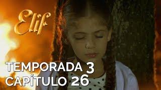 Arzu inicia el fuego  Elif Capítulo 439  Temporada 3