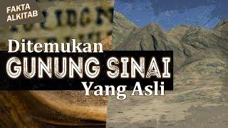 Video #FaktaAlkitab - Ditemukan Gunung Sinai Yang Asli MP3, 3GP, MP4, WEBM, AVI, FLV Juni 2019