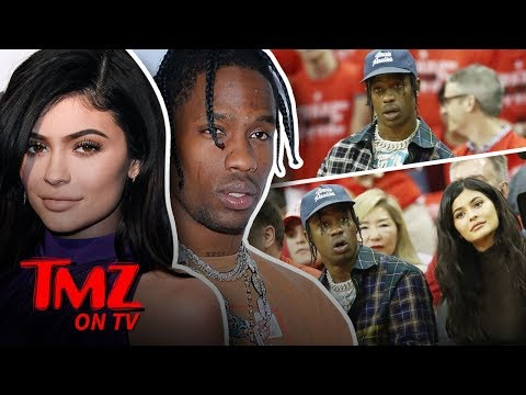 Kylie Jenner Causes Drama On The Basketball Court! | TMZ TV