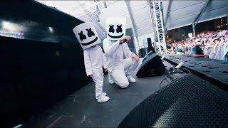 Marshmello Hangout Festival Recap Video