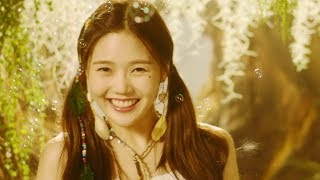 Areumdawo (아름다워) means Beautiful - like Yeppeo (예뻐) means Pretty. Obviously is used in many songs so this video has 50...