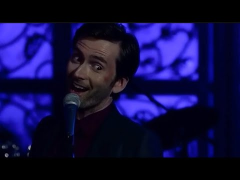 David Tennant as Kilgrave in Jessica Jones S1 Ep 12.2 Surprise! Cyrano de Kilgrave (Highlights)