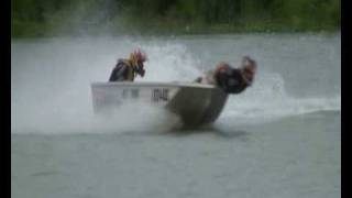 Meanwhile In Australia, Racing Tinny Boats At 100 KPH