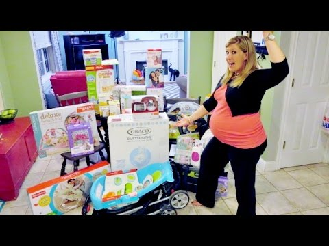 EXCITING BABY HAUL!