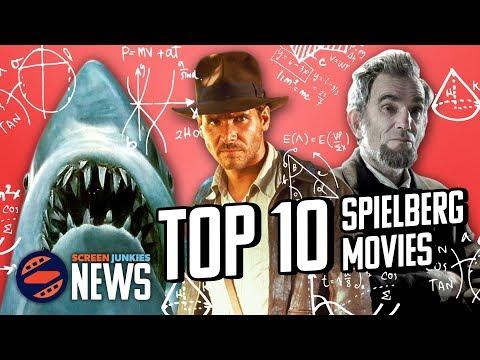 Number Crunch: Top 10 Steven Spielberg Movies