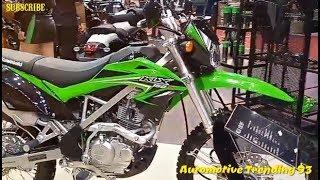 9. Kawasaki KLX 150 BF 2017-2018 Top Concept