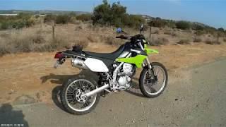 8. KLX 250S is it Tough Enough