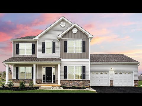 The Kingston by Tuskes Homes