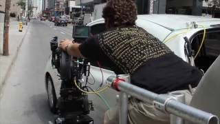 A Fun Behind-The-Scenes 01:20 Short. Filming On A Uniquely Designed Car Rig.