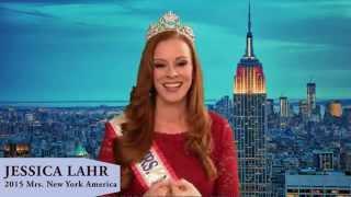 Geneva (NY) United States  City pictures : Help Geneva's Jessica Lahr, reigning Mrs. New York America