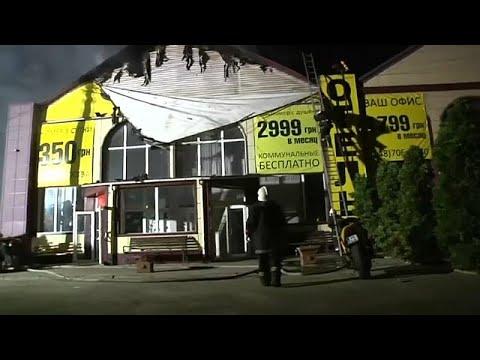 Ουκρανία: Πυρκαγιά σε ξενοδοχείο στην Οδησσό με 8 νεκρούς…