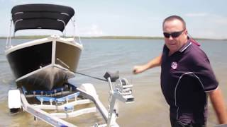 How to Launch a Boat yourself| Launch and Retrieve