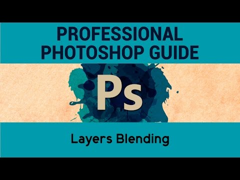 Layers Blending | Adobe Photoshop Tutorials | A Complete Guide to Photoshop | Eduonix
