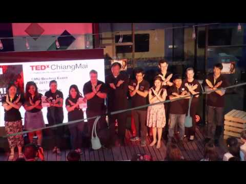 Highlight TEDx Chiang Mai  CMU Briefing