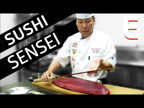 This School Shows You How to Become a Sushi Chef in Two
