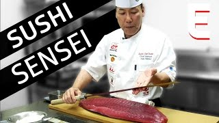 How to Become a Sushi Master in Two Months — Shokunin by Eater