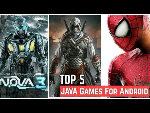 Top 5 Java Games For Android - 2018 - With Download Links