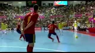 Video FUTSAL World Cup Final Thailand 2012 Brasil vs Spain Highlights and Final Ceremony MP3, 3GP, MP4, WEBM, AVI, FLV Mei 2017